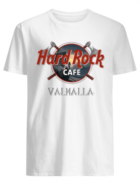 Hard Rock Cafe Valhalla shirt