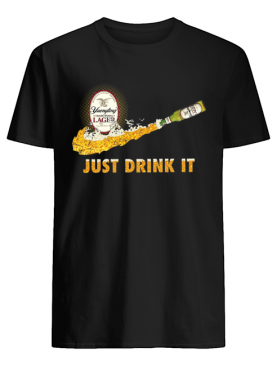 Yuengling Traditional Lager Just Drink it shirt
