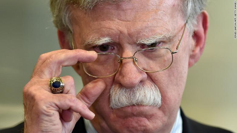 Bolton book bombshells: Trump asked China's Xi for reelection help and told him to keep building concentration camps