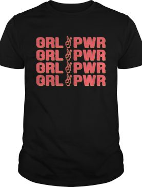 Grl Pwr Girl Power shirt