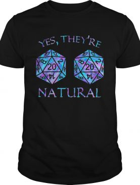 Yes Theyre Natural shirt