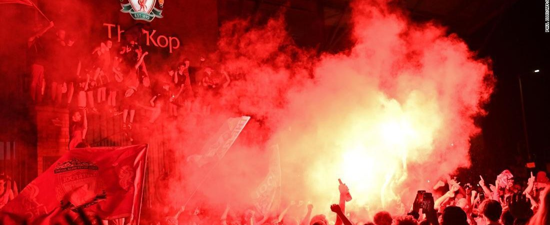 Stern warnings issued to fans amid Liverpool's historic trophy presentation