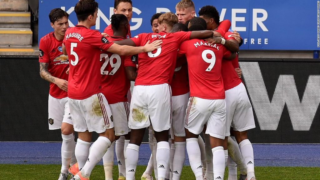Manchester United, Chelsea seal Champions League spots as Leicester misses out