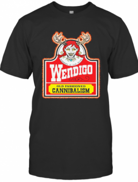 Humanity Is Our Recipe Wendigo Old Fashioned Cannibalism T-Shirt