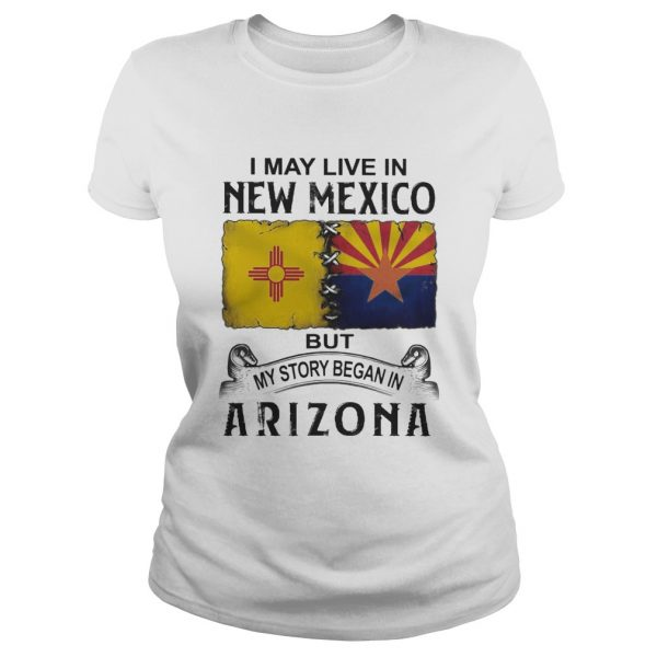 I may live in new mexico but my story began in arizona  Classic Ladies