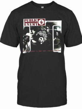 Public Enemy Now You Sell Soul T-Shirt