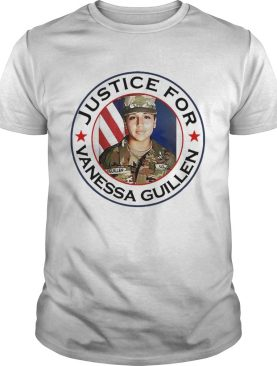 Say Her Name Justice For Vanessa Guillen shirt