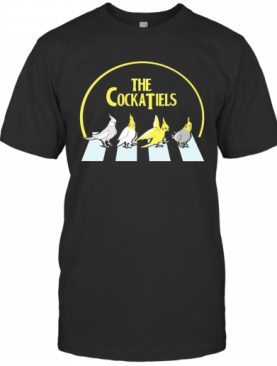 The Cockatiels Abbey Road T-Shirt