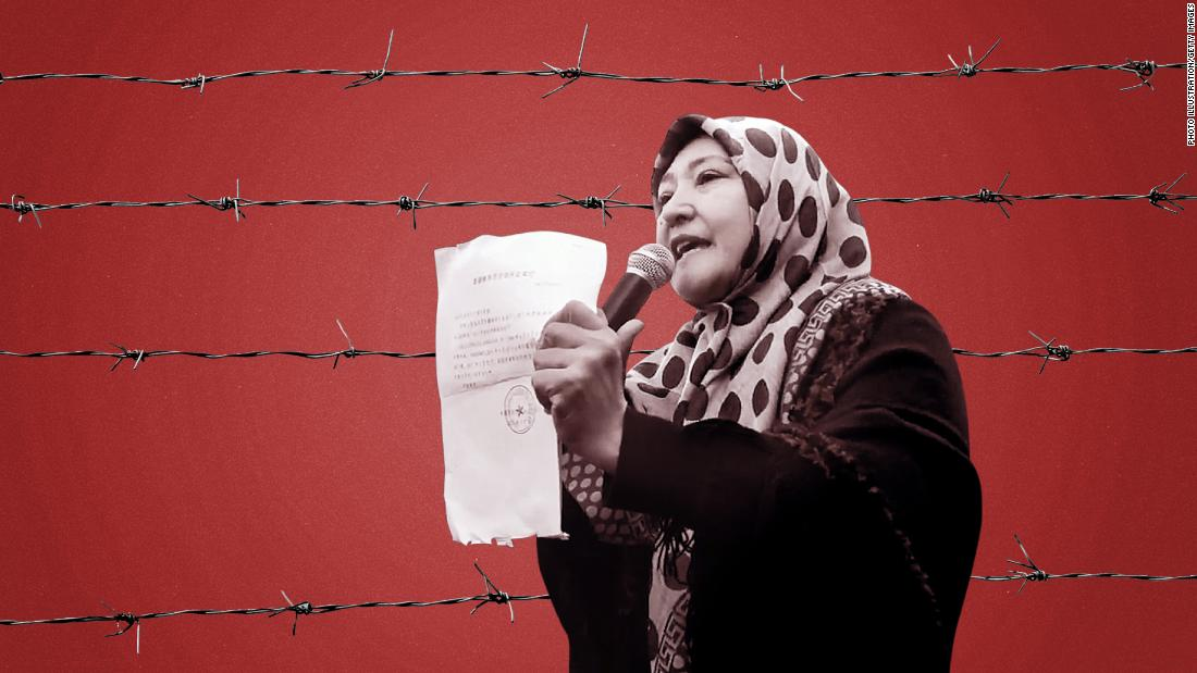 Women in Xinjiang shine a light on a campaign of abuse and control by Beijing