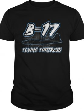b 11 flying fortress shirt