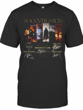 Black Veil Brides Signature T-Shirt