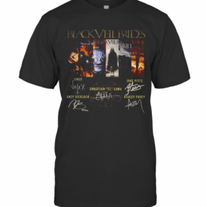 Black Veil Brides Signature T-Shirt Classic Men's T-shirt