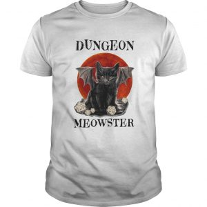 Cat dungeon meowster moonblood  Unisex