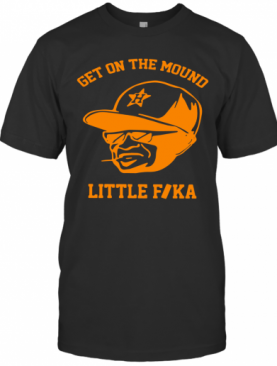 Get On The Mound Little Fika T-Shirt
