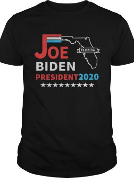 Joe Biden President 2020 Florida State Election shirt