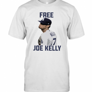The Free Joe Kelly T-Shirt Classic Men's T-shirt