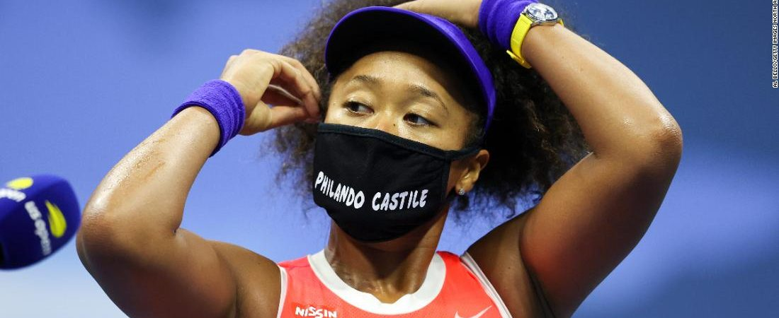 These are the Black victims Naomi Osaka is honoring on face masks at the US Open