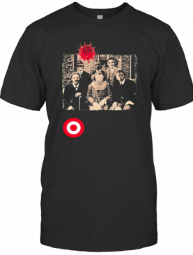 Halloween Horror Characters Use Target T-Shirt
