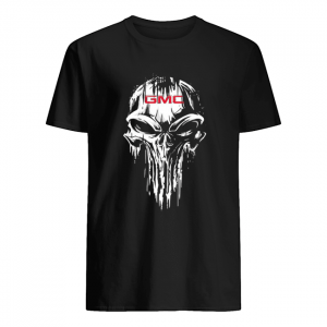 Skull gmc logo halloween  Classic Men's T-shirt