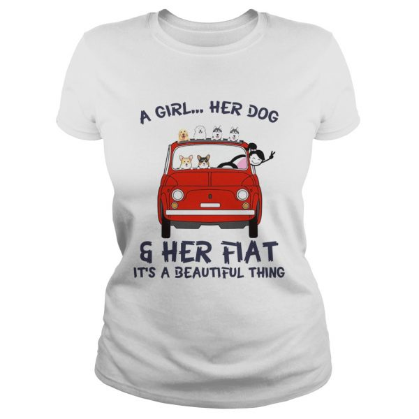 A Girl Her Dog And Her Flat Its A Beautiful Thing  Classic Ladies