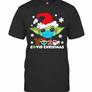 2020 Covid Christmas T-Shirt Classic Men's T-shirt