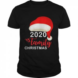 2020 Family Christmas Xmas  Classic Men's T-shirt