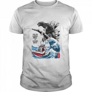 You're Gonna Need A Bigger Boat Dinosaurs  Classic Men's T-shirt