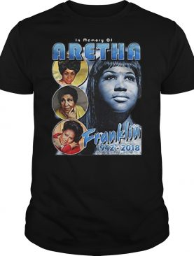 In memory of Aretha Franklin 1942 2018